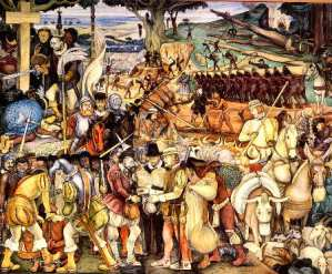 170214 De los pueblos aborigenes en Mexico a la Conquista